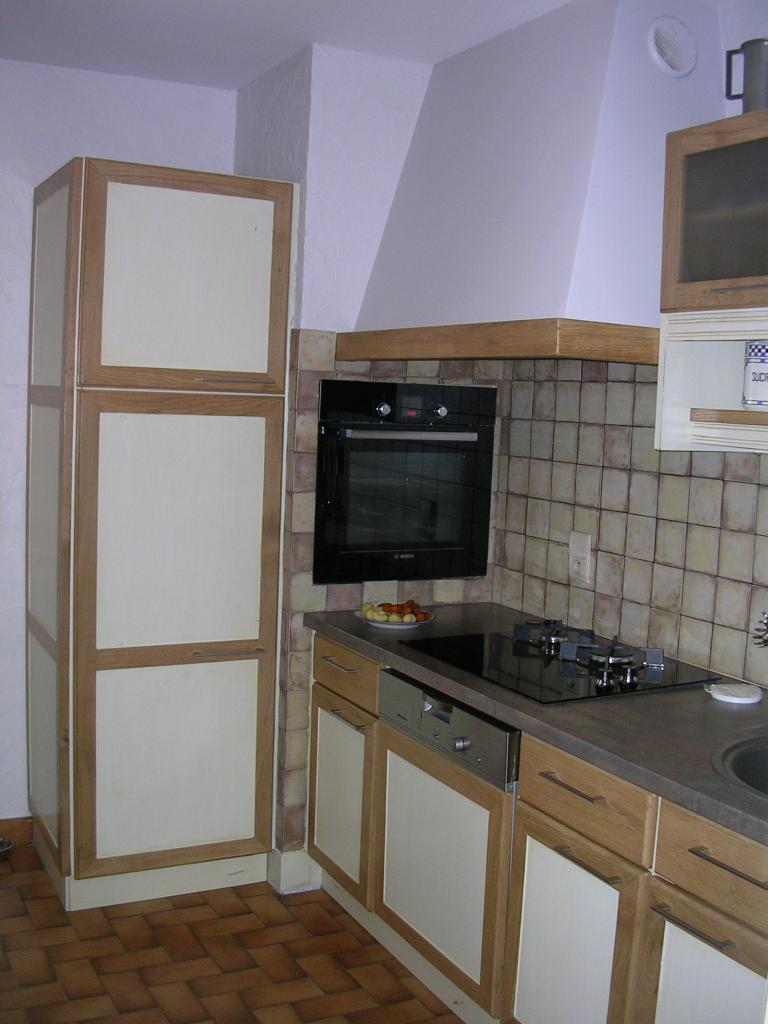 Agencement d'une cuisine
